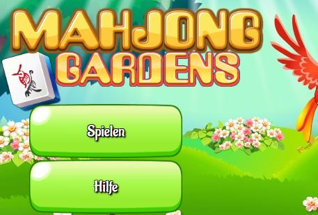 garten mahjong kostenlos spielen - novumgames