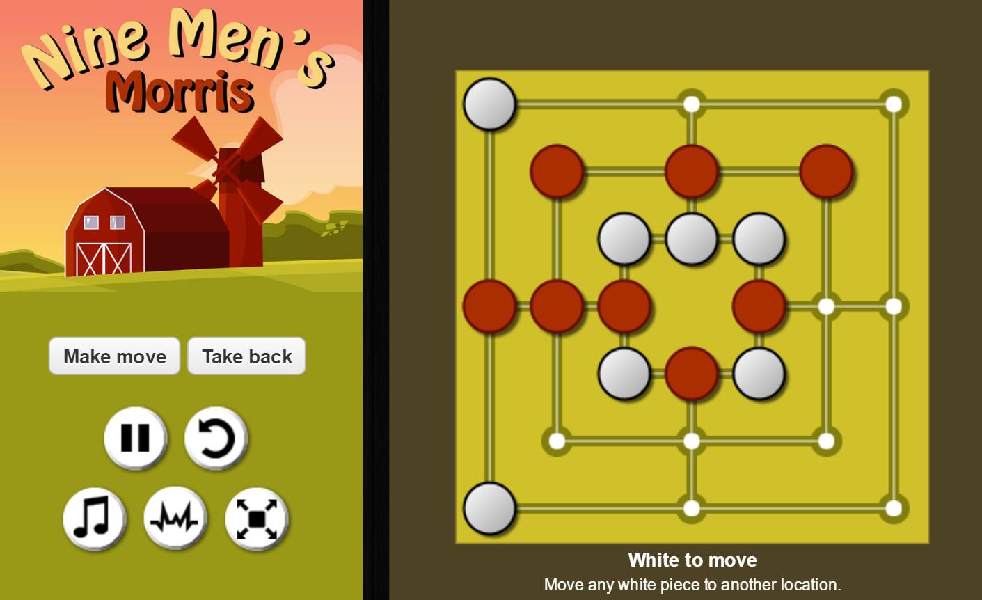 Mühle Online Spielen Kostenlos Ohne Anmeldung